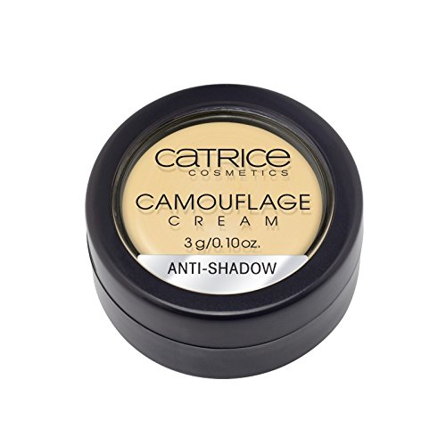 Catrice Abdeckstift Camouflage Cream Anti-Shadow gelb 1er Pack(1 x 30 grams)