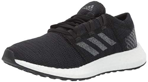 mächtig Adidas Lampure Boost Go Kinder Schwarz (Schwarz / Grau / Carbon) 22