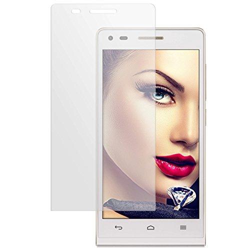 mtb more energy® Schutzglas für Huawei Ascend P7 Mini (4.5'') - Tempered Glass Protector Schutzfolie Glasfolie