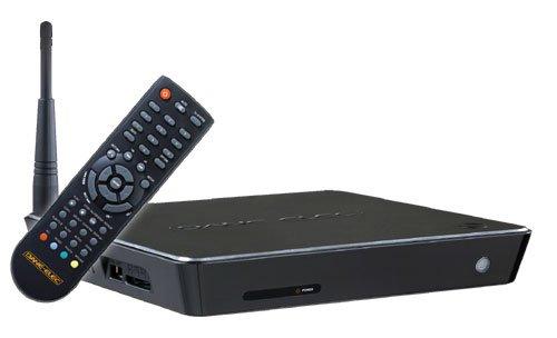 Dane-Elec So G-Stream - amplificadores de audio digital (Negro, 10, 100 Mbit/s, 802.11g, 2.0, 100-220V, 50/60 Hz)