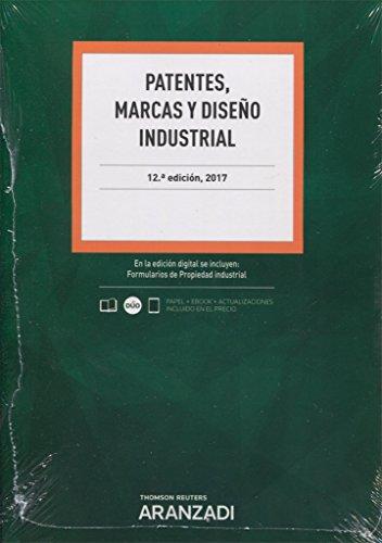Patentes, Marcas y Diseño Industrial (Papel + e-book): 11 (Código Profesional)