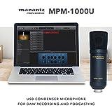 Immagine 2 marantz professional mpm 1000u microfono