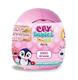 IMC Toys 91085, Cry Babies Magic Tears Casetta Cuccioli, Modelli / Colori assortiti