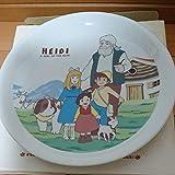 アルプスの少女ハイジの大皿
