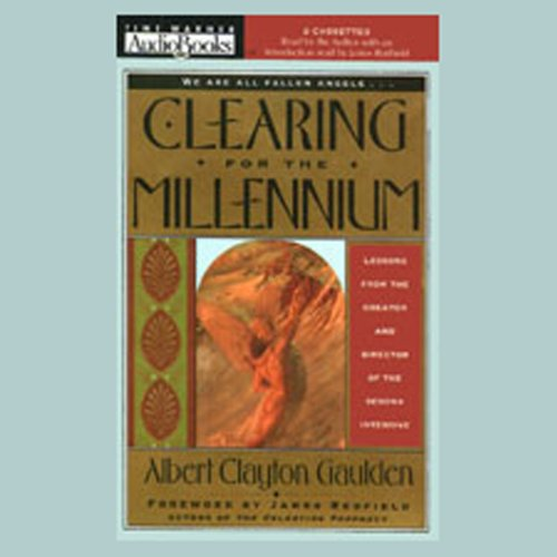 Clearing for the Millennium audiobook cover art