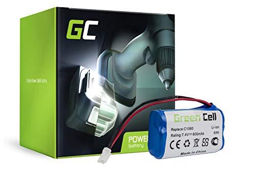 Grasmaaier Batterij voor Gardena C 1060 Plus Solar