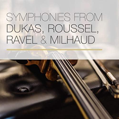 Israel Philharmonic Orchestra, Orchestre Lamoureux, Orchestre de la Suisse Romande & Orchestre des Champs-Elysées