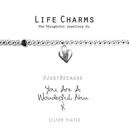 Life Charms A Wonderful Nan Bracelet