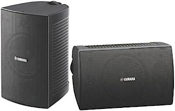 Yamaha NS-AW294BL Indoor/Outdoor 2-Way Speakers (Black,2)