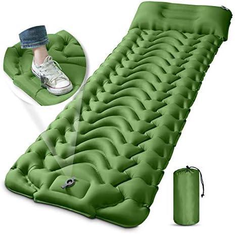 Top 10 Best sleeping mat camping Reviews