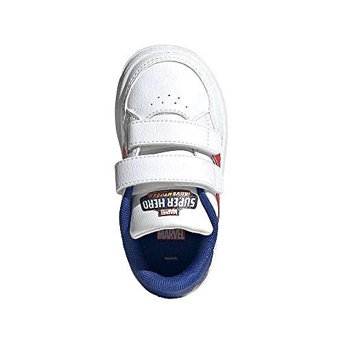 adidas BREAKNET I, Zapatillas Deportivas, FTWBLA/NARFUE/AZUREA, 23.5 EU