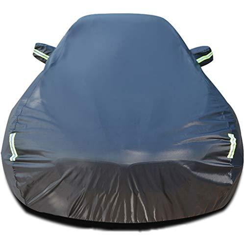 DSISI Compatibile con la Nuova Copertura per Auto Ferrari Roma all Weather Impermeabile Antifurto Anti-UV Resistenza ai Graffi Tessuto Oxford Coperture per Auto Complete