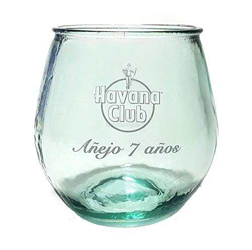 Havana Club Anejo 7 Anos Tumbler Glas