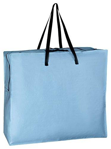 KliSa Die Strandtasche 2er-Set, Beachbag, Transporttaschen für Sonnenliegen (2 Stück)