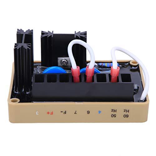 SE350 AVR Regulador de voltaje automático Accesorios para generadores diesel Grupo electrógeno diesel Tablero regulador de voltaje Regulador de voltaje automático Tablero regulador de voltaje