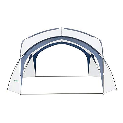 Aiyu Camping tent, outdoor camping grote luifel, regen- en winddichte tent, zelf rijdende auto schuur, geschikt voor familie en vrienden feesten, picknick, camping, enz