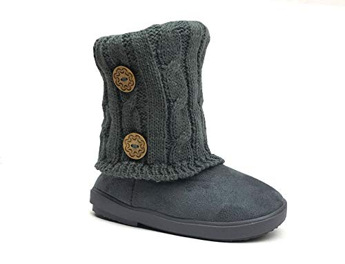 Kids Sweater Boots