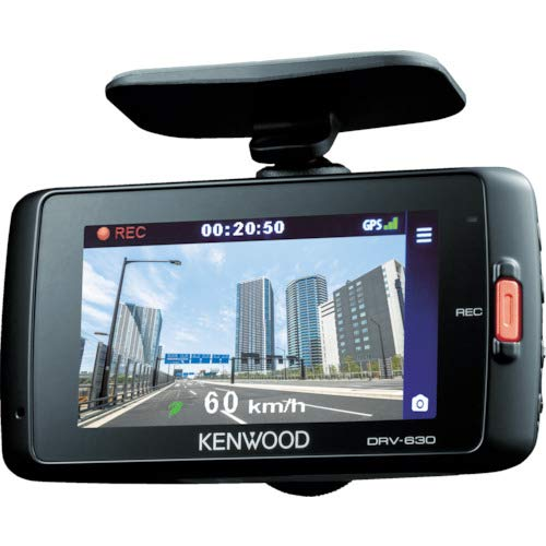 Kenwood (KENWOOD) Drive Recorder WideQuad-HD DRV-630