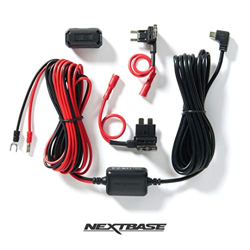 Nextbase Series 2 Hard Wire Kit - For Nextbase 122, 222, 322GW, 422GW & 522GW In Car Dash Cams