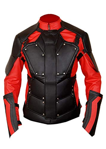 Leather-Spot Deadshot Lederjacke Suicide Squad-4xl