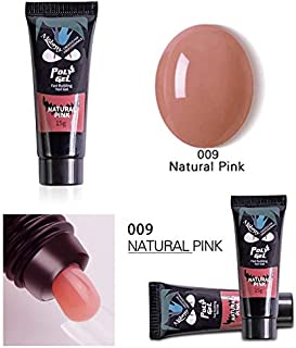 Loosnow UV Gel Nail Polish Tips Extension Camouflage Builder Gel Nail Glue Fast Dry