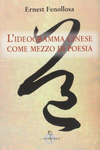 L'ideagramma cinese come mezzo di poesia