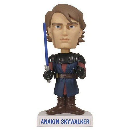 Star Wars Anakin Skywalker Cabezon PVC APPR 16cm Funko