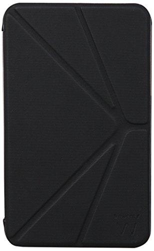 """Ewent Origami-Funda con Soporte para Samsung Galaxy Tab3 de 7"""", Color Negro y Gris"""