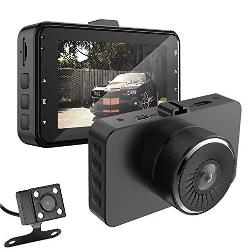Anbel Coche DVR SE018 3 Pulgadas De 170 Grados De Gran Angular HD 1080P Vídeo Soporte De Tarjeta TF/Grabación De Bucle/G-Sensor