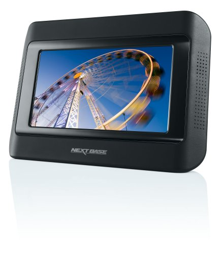 Nextbase Click 7 Lite tragbarer DVD-Player 17,8 cm (7 Zoll) inkl. Auto-Holmhalterung