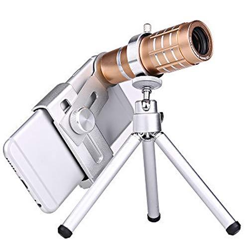 LG Nieve 12 Veces Teleobjetivo Telescopio Móvil Cámara del...