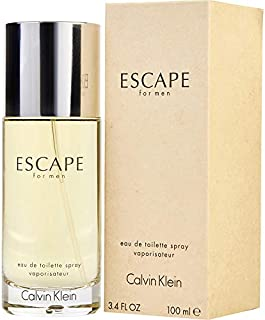 Calvĭn Klȅin Escãpe for Men 3.4 fl. oz EDT