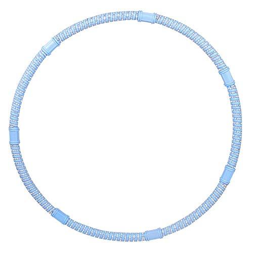 YXIAOL buikmassage sportcirkel afneembare ring van parelsteen gymnastiek voor volwassenen cirkel, fitness, taille, dunne uitrusting voor gewichtsverlies