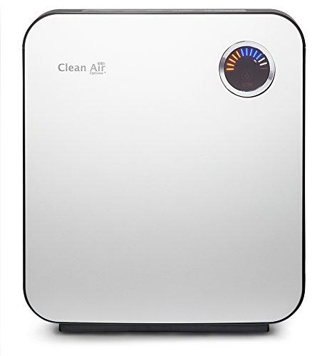 Clean Air Optima Luftwäscher 2in1: Luftbefeuchter & Luftreiniger CA-807 für Räume bis 70m² / 175m³ -