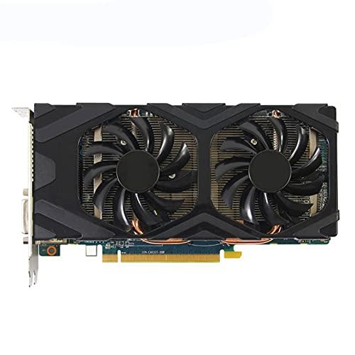 WWWFZS Tarjeta gráfica para juegos para Sapphire HD 7850 2 GB tarjetas de vídeo GPU AMD Radeon HD7850 2 GB tarjetas gráficas 256bit escritorio PC juego Mapa HDMI Videocard