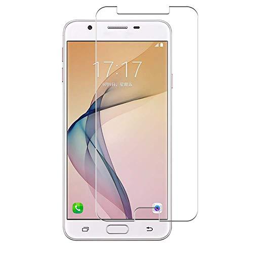Vaxson 4 Unidades Protector de Pantalla, compatible con Samsung Galaxy On7 2016 / Galaxy J7 Prime G6100 [No Vidrio Templado] TPU Película Protectora