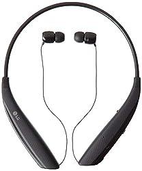 top 10 lg bluetooth headset LG TONE Ultra Α Wireless Bluetooth Stereo Neckband Headphones (Hbs-830) – Black