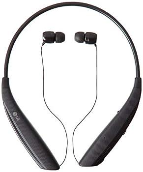 LG TONE Ultra Α Bluetooth Wireless Stereo Neckband Earbuds  Hbs-830  - Black