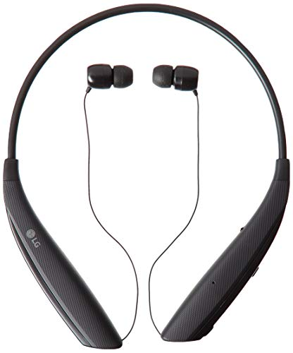 LG TONE Ultra Α Bluetooth Wireless Stereo Neckband Earbuds (Hbs-830)