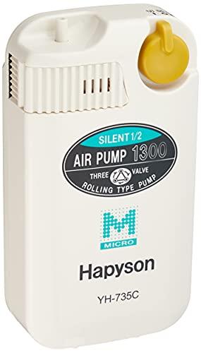 ハピソン 乾電池式エアーポンプミクロ YH-735C