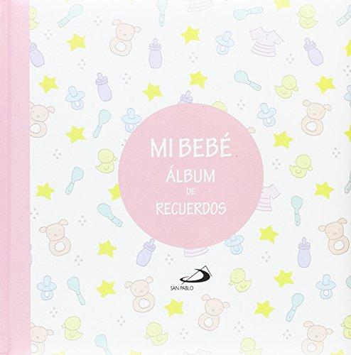 Mi bebé. Álbum de recuerdos (rosa) (Mi familia y yo)