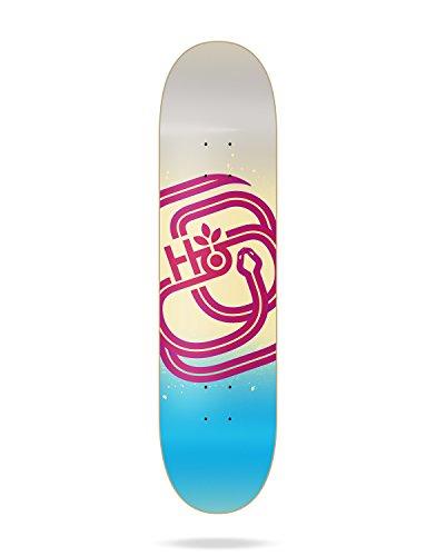 Habitat HBBL7A04-02 Skateboard, Unisex, Erwachsene, Mehrfarbig, Einheitsgröße