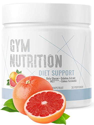 DIET SUPPORT Komplex - US Matrix mit Beta Glucan MTC - limited edition Für Figur bewusste Menschen- Vegan - Pink Grapefruit