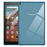 TiMOVO Fire HD 10 カバー Twilight Blue
