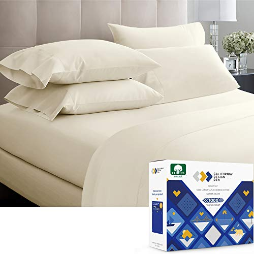 1000 thread count king bed sheets - 4