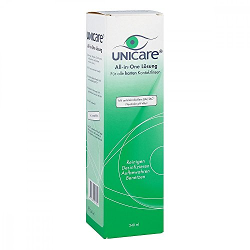 UNICARE All in One f. harte Linsen Loesung 240 Milliliter