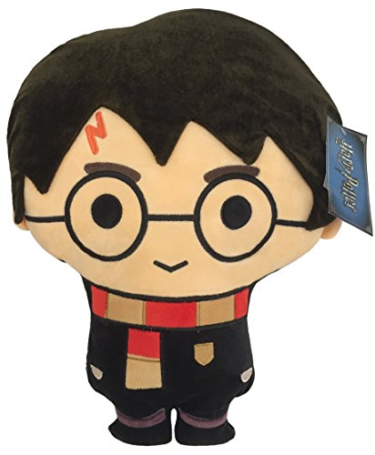 Jay Franco Warner Brothers Harry Potter Plush Stuffed Pillow Buddy - Kids Super Soft Polyester Microfiber, 17 inch (Official Warner Brothers Product)