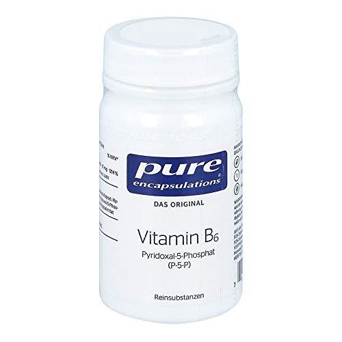 Pure Vitamin B6 (Pyridoxal-5-phosphat) 90 Kapseln