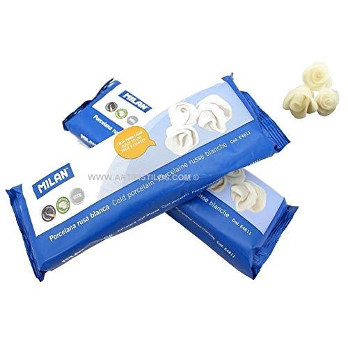 Artipistilos® Pasta Porcelana Rusa Blanca 500 Grs. - Pasta De Porcelana