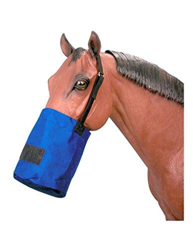Tough-1 Royal Blue Cordura Feed Bag Horse Tack 72-1818